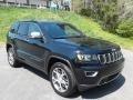 Jeep Grand Cherokee Limited 4x4 Diamond Black Crystal Pearl photo #4