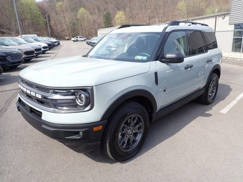 Cactus Gray 2021 Ford Bronco Sport Big Bend 4x4