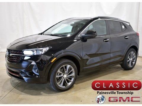 Ebony Twilight Metallic 2021 Buick Encore GX Select AWD
