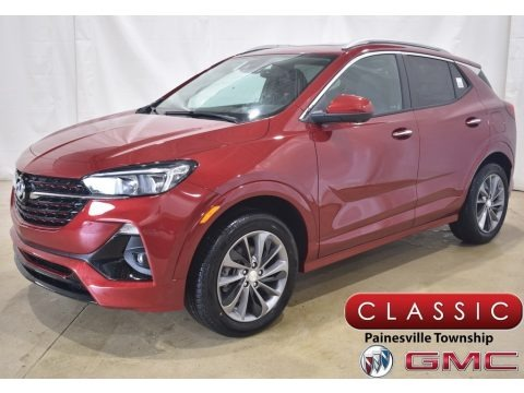 Chili Red Metallic 2021 Buick Encore GX Select AWD