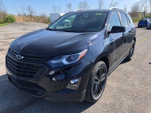 Midnight Blue Metallic 2021 Chevrolet Equinox LT