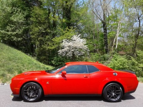 Torred 2021 Dodge Challenger R/T Scat Pack Widebody