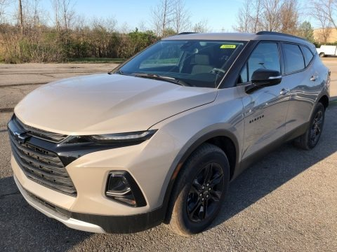 Pewter Metallic 2021 Chevrolet Blazer LT