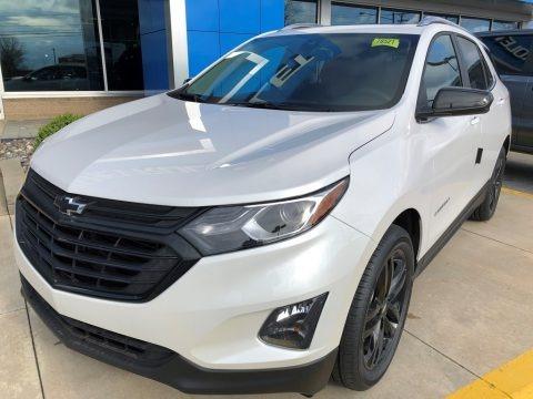 Iridescent Pearl Tricoat 2021 Chevrolet Equinox LT