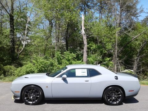 Smoke Show 2021 Dodge Challenger R/T Scat Pack