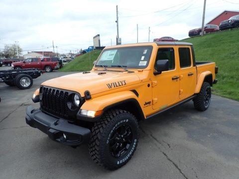 Nacho 2021 Jeep Gladiator Willys 4x4