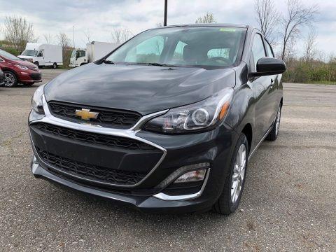 Nightfall Gray Metallic 2021 Chevrolet Spark LT