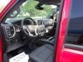 Chevrolet Silverado 2500HD LTZ Crew Cab 4x4 Red Hot photo #20