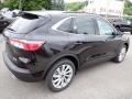 Ford Escape Titanium 4WD Agate Black Metallic photo #6