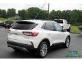 Ford Escape Titanium 4WD Star White Metallic Tri-Coat photo #5