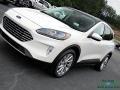 Ford Escape Titanium 4WD Star White Metallic Tri-Coat photo #27