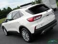 Ford Escape Titanium 4WD Star White Metallic Tri-Coat photo #30
