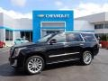 Cadillac Escalade Premium Luxury 4WD Black Raven photo #1
