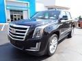 Cadillac Escalade Premium Luxury 4WD Black Raven photo #2