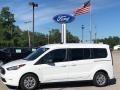 Ford Transit Connect XLT Van Frozen White photo #2