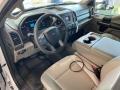 Ford F550 Super Duty XL Regular Cab 4x4 Chassis Dump Truck Oxford White photo #15