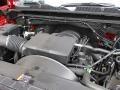 Chevrolet Silverado 2500HD Custom Crew Cab 4x4 Red Hot photo #34