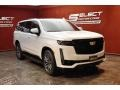 Cadillac Escalade Sport 4WD Crystal White Tricoat photo #3