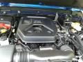 Jeep Wrangler Unlimited Rubicon 4x4 Hydro Blue Pearl photo #9