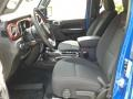 Jeep Wrangler Unlimited Rubicon 4x4 Hydro Blue Pearl photo #10