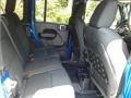 Jeep Wrangler Unlimited Rubicon 4x4 Hydro Blue Pearl photo #15
