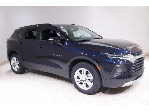 Midnight Blue Metallic 2020 Chevrolet Blazer LT