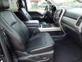 Ford F350 Super Duty Lariat Crew Cab 4x4 Shadow Black photo #30