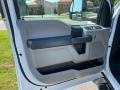 Ford F350 Super Duty XL Crew Cab 4x4 Stake Truck Oxford White photo #12