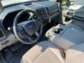Ford F350 Super Duty XL Crew Cab 4x4 Stake Truck Oxford White photo #13