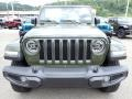Jeep Wrangler Unlimited Sport 4x4 Sarge Green photo #9
