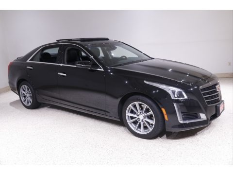 Black Raven 2018 Cadillac CTS Luxury AWD