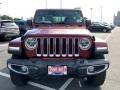 Jeep Wrangler Unlimited Sahara 4x4 Snazzberry Pearl photo #3
