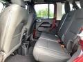 Jeep Wrangler Unlimited Sahara 4x4 Snazzberry Pearl photo #9