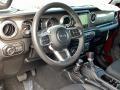 Jeep Wrangler Unlimited Sahara 4x4 Snazzberry Pearl photo #13