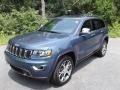 Jeep Grand Cherokee Limited 4x4 Slate Blue Pearl photo #2