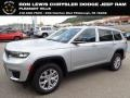 Jeep Grand Cherokee L Limited 4x4 Silver Zynith photo #1