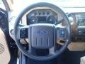 Ford F350 Super Duty Lariat Crew Cab 4x4 Tuxedo Black photo #26