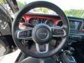 Jeep Wrangler Unlimited Rubicon 4x4 Black photo #9