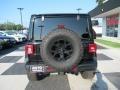 Jeep Wrangler Unlimited Rubicon 4x4 Black photo #4