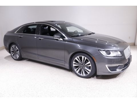 Magnetic Grey 2019 Lincoln MKZ Reserve II AWD