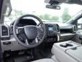 Ford F550 Super Duty XL Regular Cab 4x4 Chassis Oxford White photo #11