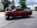 Chevrolet Silverado 2500HD LTZ Crew Cab 4x4 Cherry Red Tintcoat photo #3