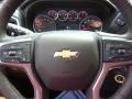 Chevrolet Silverado 2500HD LTZ Crew Cab 4x4 Cherry Red Tintcoat photo #28
