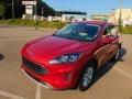Ford Escape SE Rapid Red Metallic photo #7