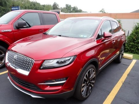 Ruby Red Metallic 2019 Lincoln MKC Reserve AWD
