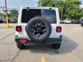 Jeep Wrangler Unlimited Rubicon 4xe Hybrid Bright White photo #5