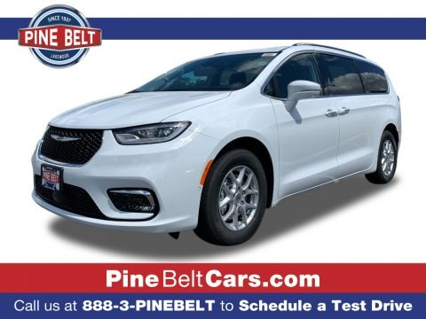 Bright White 2021 Chrysler Pacifica Touring L