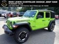 Jeep Wrangler Unlimited Rubicon 4x4 Limited Edition Gecko photo #1