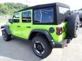 Jeep Wrangler Unlimited Rubicon 4x4 Limited Edition Gecko photo #3