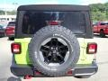 Jeep Wrangler Unlimited Rubicon 4x4 Limited Edition Gecko photo #4